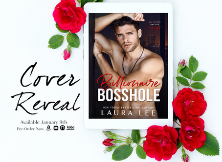 HOT Cover Reveal!