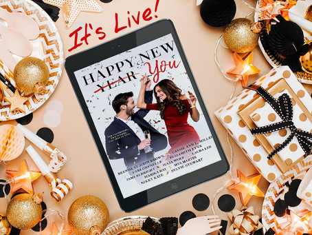 HAPPY NEW YOU IS LIVE!