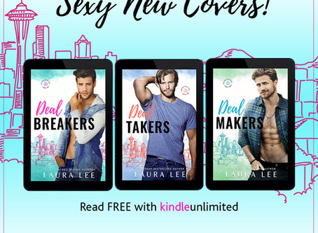 Series Makeover & FREEBIE Alert!