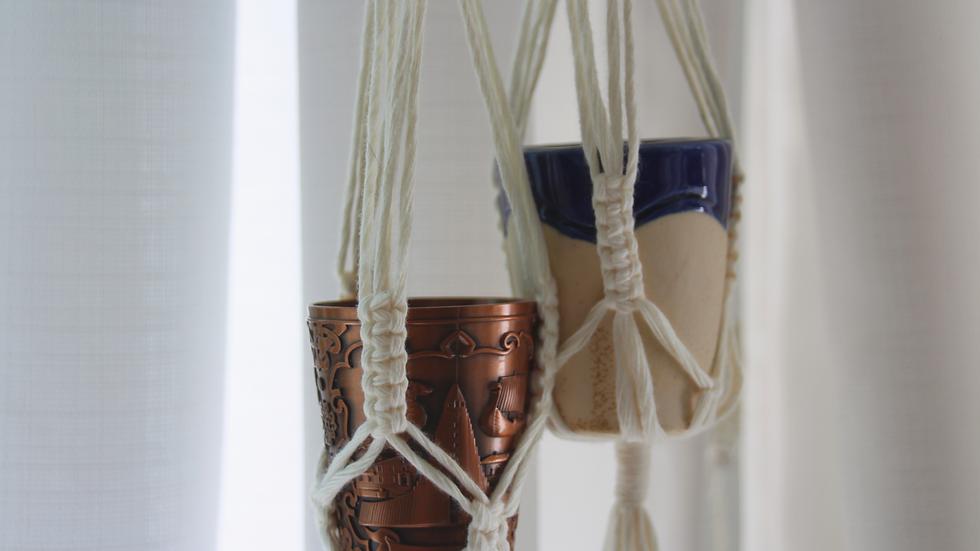 Mini Plant Hangers