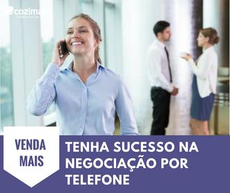 Tenha sucesso na negociação por telefone