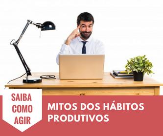 Mitos dos hábitos produtivos