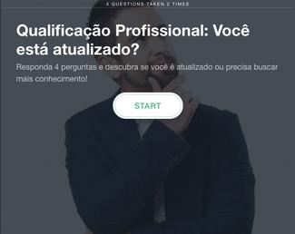 Qualificação profissional: Você está atualizado?