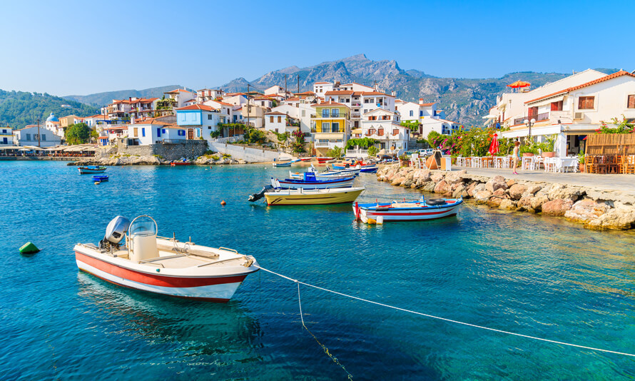 Greek Holidays Ideas