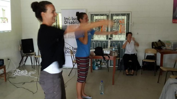 Nutrition & Public Health Program Fiji