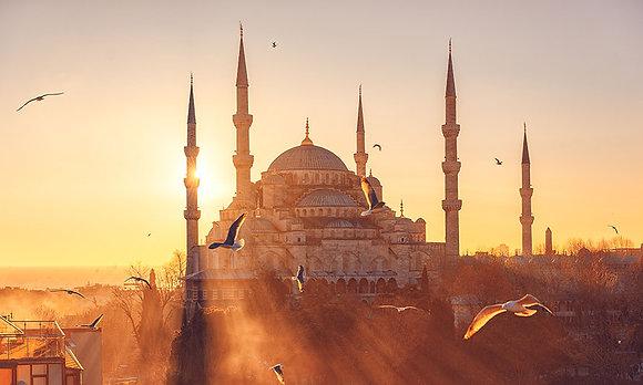 EGYPT, JORDAN & TURKEY