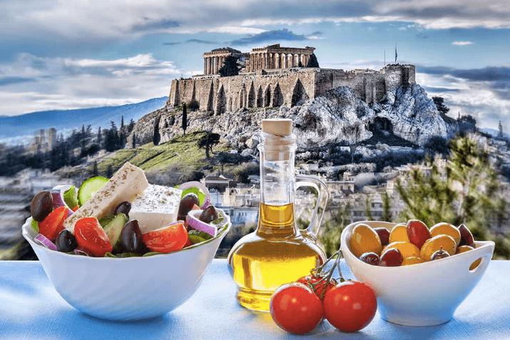 Greek Holidays Greek Food