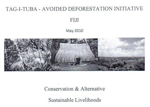 Fiji: Tag-I-Tuba Charity Work Initiative Northern Vanua Levu