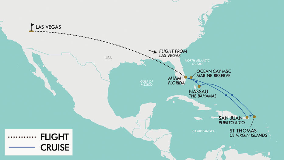 LAS VEGAS & CARIBBEAN | Travel with a Cause