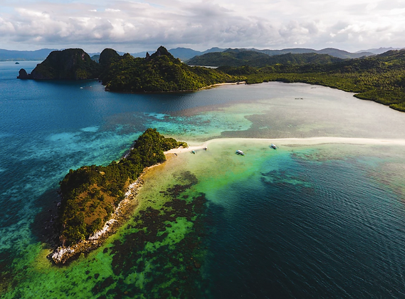 PALAWAN AND NORTHERN PHILIPPINES