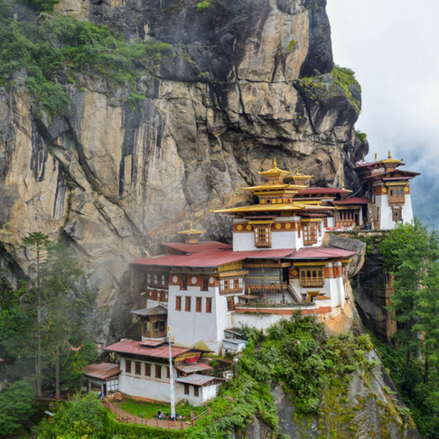 THE TRAVEL OR THE TOUR... WHY BHUTAN