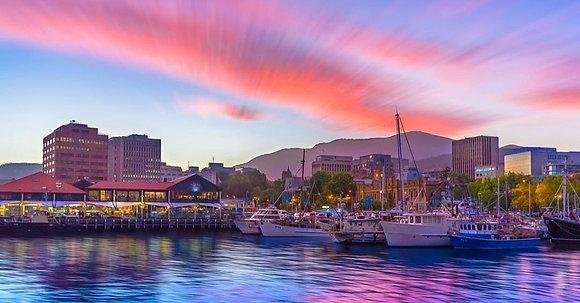 HOBART & BRUNY ISLAND