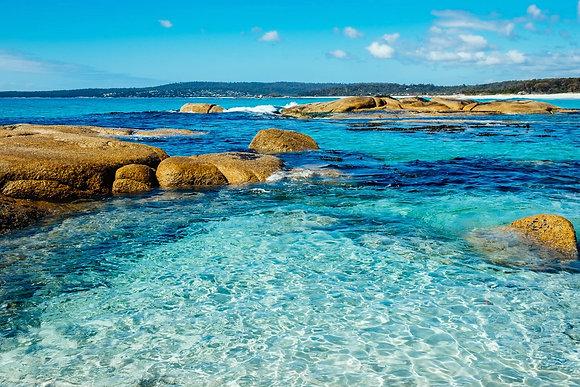 BICHENO BEACH ROMANTIC BREAK