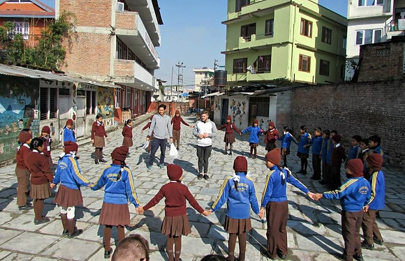 Nepal - Educational Outreach in Kathmandu1