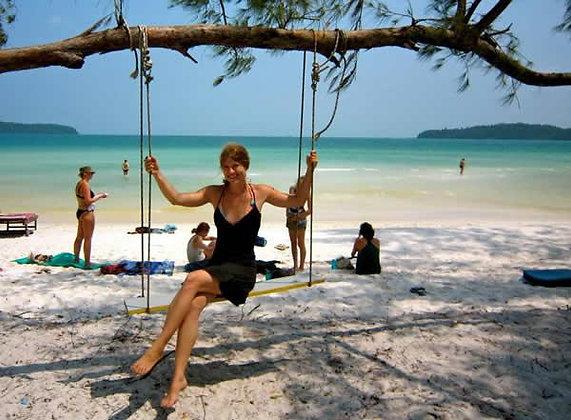 Cambodia Island Beach Conservation1