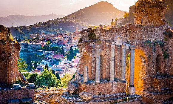 SICILY & THE MED