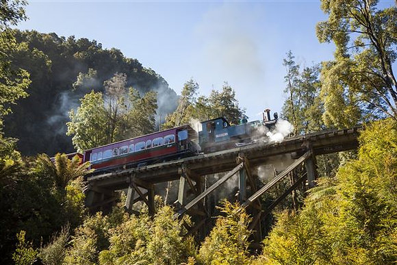 West Coast Wilderness Railways