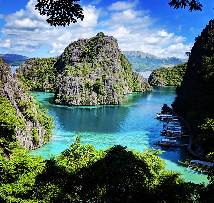 ISLANDS ON A SHOESTRING & NORTHERN PHILIPPINE