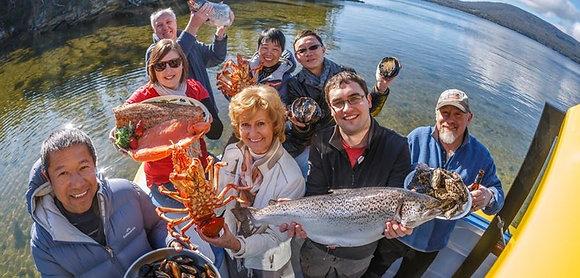 Tasmanian Seafood Seduction1