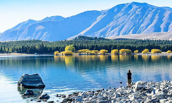 NZ SOUTH ISLAND DISCOVERY