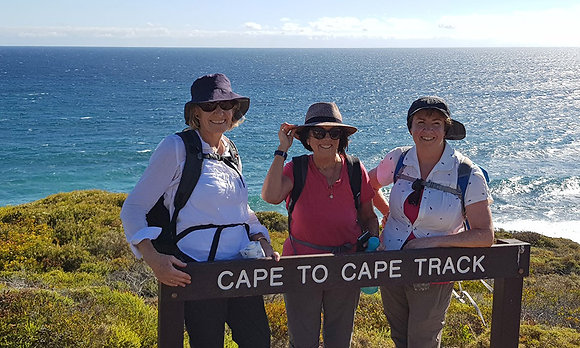 WA CAPE TO CAPE WALK