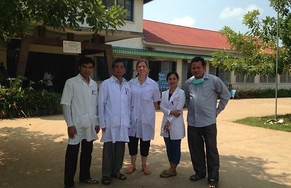 Cambodia - Medical Aid1