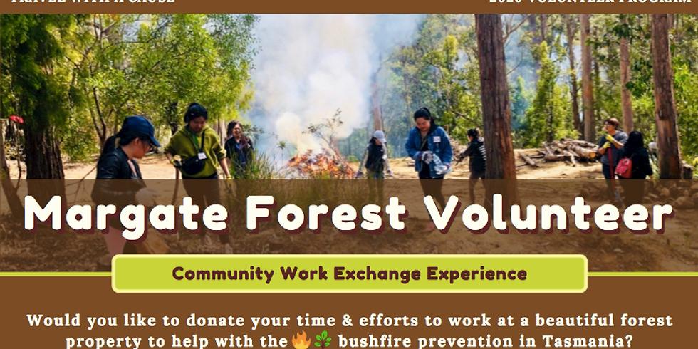 Margate Bushfire Prevention Volunteer