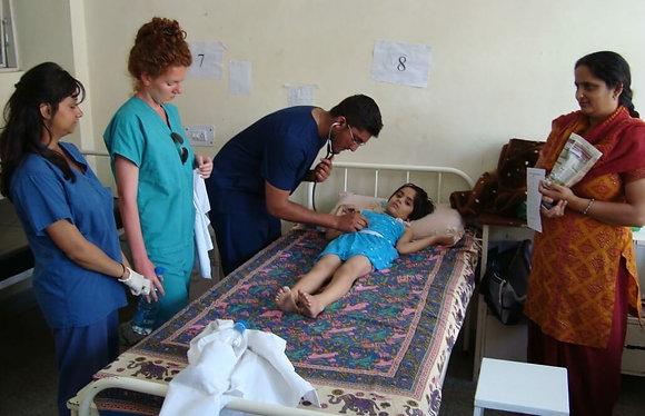India - Medical and Health Care Internship1