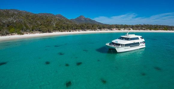 Wineglass Bay Sky Lounge Cruise