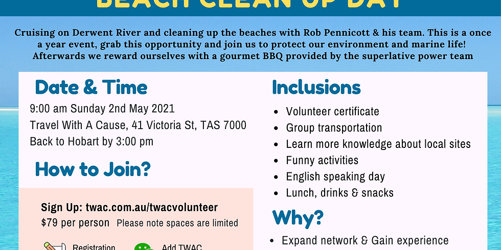 BEACH CLEAN UP DAY HOSTED BY SKAL
