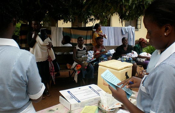 Zambia - Livingstone Healthcare and Community Outreach1
