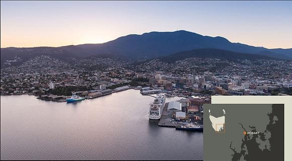 Hobart City Scenic