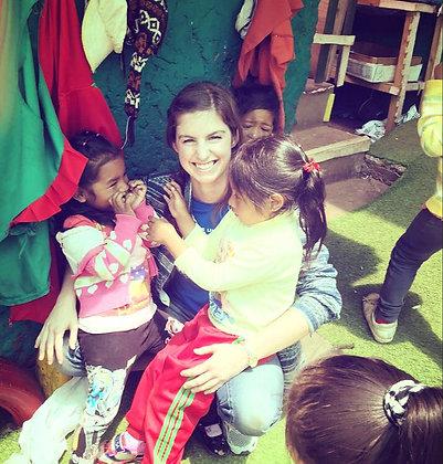 Childcare Program in Peru