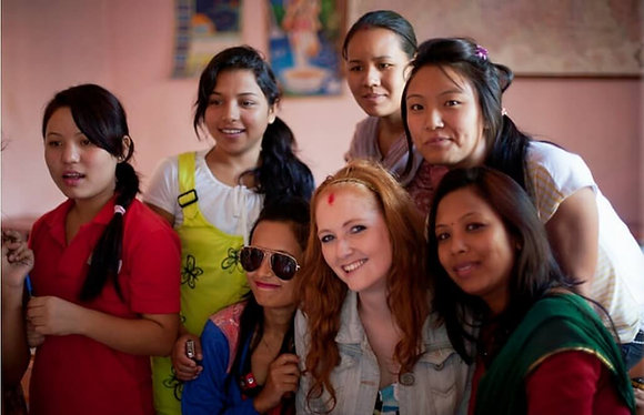 Nepal - Empowering Women in Kathmandu1