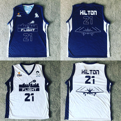 In Memory of Seth Hilton Jersey