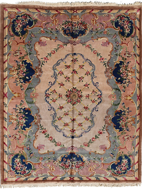 French Savonnerie Art Deco Rug ARI-5347