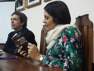 Dr. Iñaki Rivera Beiras e Dra. Letícia Nuñez Almeida lançam livros no Congresso Internacional de Pun