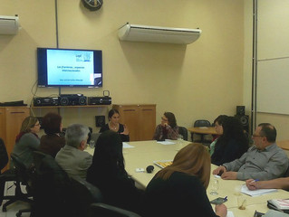 Lepif participa do evento V Jornadas Binacionales de Educación