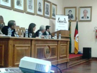 Lepif apresenta trabalhos no Congresso Internacional Punição e Controle Social