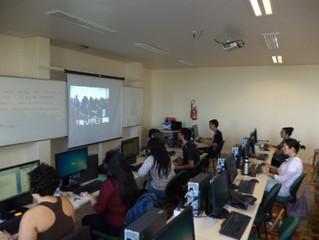 Equipe do Lepif participa de capacitação sobre uso do Atlas.ti