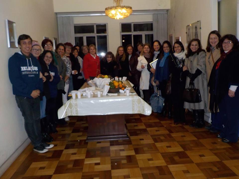 Participantes do evento.