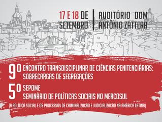 Lepif apresenta pesquisa comparativa sobre sistema carcerário do Brasil e Japão em eventos na cidade