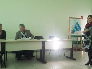 Prof. Charlie Palomo apresenta o livro 'O estado e os ilegalimos do Brasil e do Uruguai' na