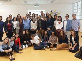 Lepif apresenta no 1º Encontro Brasileiro de Estudos para a Paz