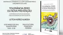 Coordenadora do Lepif lança novo livro em Santana do Livramento
