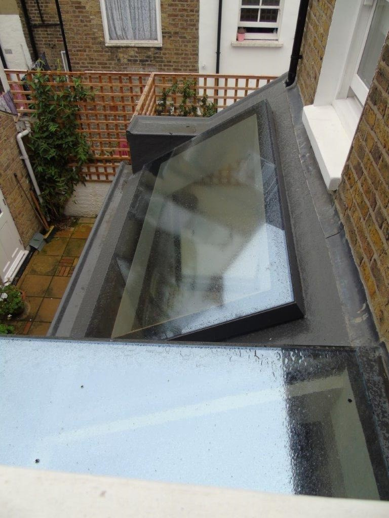 Flat Glass Rooflights