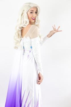 elsa spirit dress