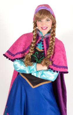 Anna frozen 1