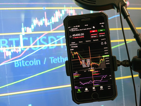 Crypto Weekly Outlook: October 11, 2021