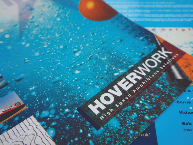 Hoverwork - Facelift Design